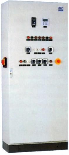 Шкаф управления — control panel